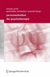 Personenlexikon der Psychotherapie