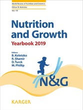 Nutrition and Growth Yearbook 2019