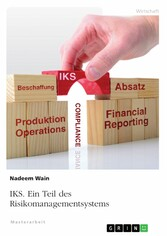 Interne Kontrollsysteme (IKS) als Teil des Risikomanagements