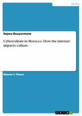 Cyberculture in Morocco. How the internet impacts culture
