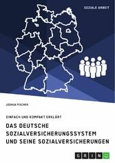 Das deutsche Sozialversicherungssystem und seine fünf Sozialversicherungen Einfach und kompakt erklärt