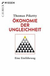 Ökonomie der Ungleichheit Eine Einführung