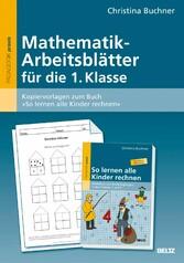 Mathematik-Arbeitsblätter für die 1. Klasse - Shop - Mediengruppe ...
