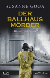 Der Ballhausmörder Kriminalroman