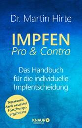 & Contra Das Handbuch für die individuelle Impfentscheidung