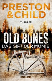 Old Bones - Das Gift der Mumie Thriller