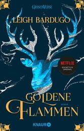 Goldene Flammen Roman