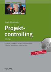 Projektcontrolling Projekte überwachen, steuern und präsentieren. Kennzahlen, Termine und Kosten im Griff.