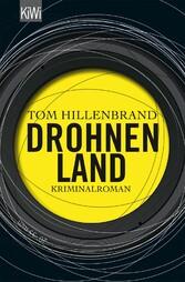 Drohnenland Kriminalroman