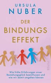 Der Bindungseffekt Wie frühe Erfahrungen unser Beziehungsglück beeinflussen und wie wir damit umgehen können