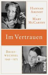 Im Vertrauen Briefwechsel 1949 - 1975