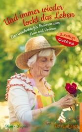 Und immer wieder lockt das Leben Eine Geschichte für Senioren zum Lesen und Vorlesen