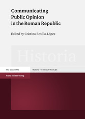 Communicating Public Opinion in the Roman Republic
