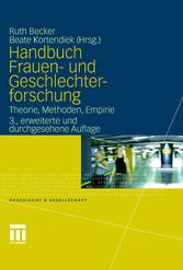 Handbuch Frauen- und Geschlechterforschung Theorie, Methoden, Empirie