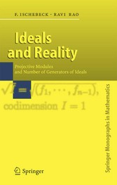 Ideals and Reality Projective Modules and Number of Generators of Ideals