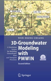 3D-Groundwater Modeling with PMWIN - A Simulation System for Modeling Groundwater Flow and Transport Processes