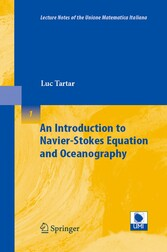 An Introduction to Navier-Stokes Equation and Oceanography