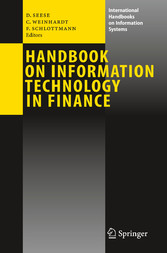Handbook on Information Technology in Finance