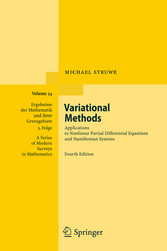 Variational Methods Applications to Nonlinear Partial Differential Equations and Hamiltonian Systems
