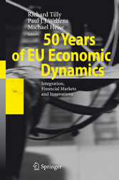 50 Years of EU Economic Dynamics Integration, Financial Markets and Innovations