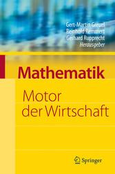 Mathematik - Motor der Wirtschaft Initiative der Wirtschaft zum Jahr der Mathematik