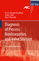 Diagnosis of Process Nonlinearities and Valve Stiction Data Driven Approaches