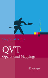 QVT - Operational Mappings Modellierung mit der Query Views Transformation