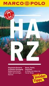 MARCO POLO Reiseführer Harz &News