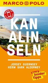 MARCO POLO Reiseführer Kanalinseln, Jersey, Guernsey, Herm, Sark, Alderney &News