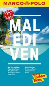 MARCO POLO Reiseführer Malediven &News