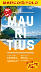 MARCO POLO Reiseführer Mauritius &News