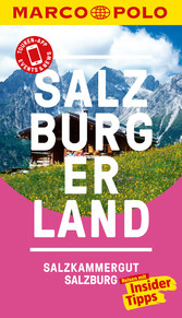 MARCO POLO Reiseführer Salzburg, Salzburger Land &News