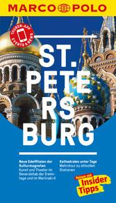MARCO POLO Reiseführer St Petersburg &News