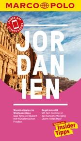 MARCO POLO Reiseführer Jordanien &News