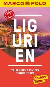MARCO POLO Reiseführer Ligurien, Italienische Riviera, Cinque Terre &News