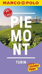 MARCO POLO Reiseführer Piemont, Turin &News