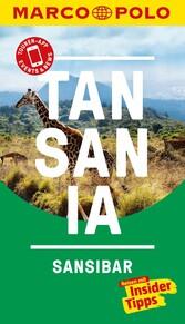 MARCO POLO Reiseführer Tansania, Sansibar &News