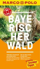 MARCO POLO Reiseführer Bayerischer Wald &News