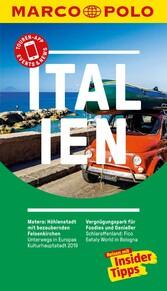 MARCO POLO Reiseführer Italien &News