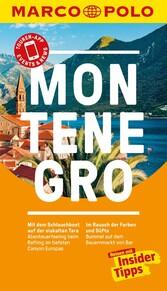 MARCO POLO Reiseführer Montenegro &News