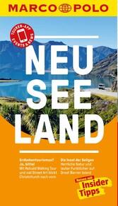 MARCO POLO Reiseführer Neuseeland &News