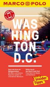 MARCO POLO Reiseführer Washington D.C &News
