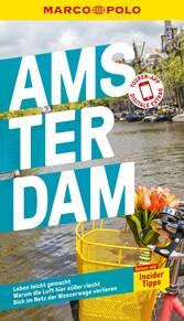 MARCO POLO Reiseführer Amsterdam Reisen mit Insider-Tipps. Inkl. kostenloser Touren-App