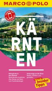 MARCO POLO Reiseführer Kärnten & Kartendownloads