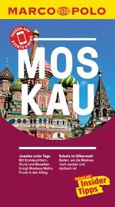 MARCO POLO Reiseführer Moskau & Kartendownloads