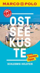 MARCO POLO Reiseführer Ostseeküste, Schleswig-Holstein & Kartendownloads
