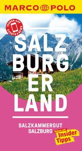 MARCO POLO Reiseführer Salzburg/Salzburger Land &News und praktische Kartendownloads
