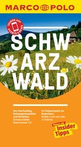 MARCO POLO Reiseführer Schwarzwald & Kartendownloads