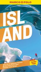 MARCO POLO Reiseführer Island Reisen mit Insider-Tipps. Inklusive kostenloser Touren-App