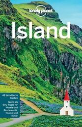 Lonely Planet Reiseführer Island mit Downloads aller Karten